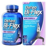 Osteo Bi-Flex - Joint Shield Formula With 5-Loxin & MSM Hyaluronic Acid - 120 Caplets