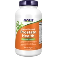 NOW Foods - Prostate Health Clinical Strength - 180 Softgels