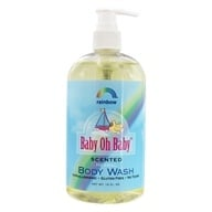 Rainbow Research - Baby Oh Baby Herbal Body Wash Scented - 16 oz.