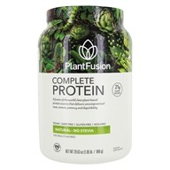 PlantFusion - Nature's Most Complete Plant Protein Lightly Sweetened Unflavored - 2 lbs.