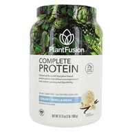 PlantFusion - Nature's Most Complete Plant Protein Vanilla Bean - 2 lbs.