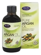Life-Flo - Pure Argan Oil Cold Pressed Organically Grown - 4 oz.