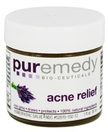Puremedy - Acne Relief - 1 oz. Formerly Acne Free Formula Homeopathic Salve