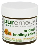 Puremedy - Original Healing Salve - 1 oz. Formerly Original Drawing Salve Homeopathic Salve
