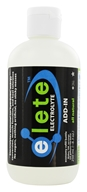 Elete - All Natural Electrolyte Add-In Economy Refill Bottle - 8.3 oz.