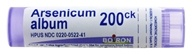 Boiron - Arsenicum Album 200 CK - 80 Pellets