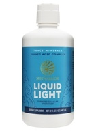 Sun Warrior - Liquid Light Natural Fulvic Acid Mineral Complex - 32 oz.