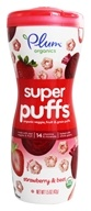 Plum Organics - Baby Organic Super Puffs Super Reds Strawberry & Beet - 1.5 oz.