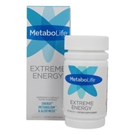 MetaboLife - Extreme Energy Stage 2 Weight Management Support - 50 Tablets