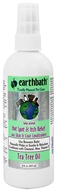 Earthbath - Between Bath Spritz Hot Spot & Itch Relief With Skin & Coat Conditioners Tea Tree Oil - 8 oz.