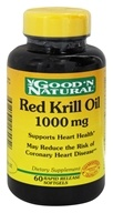 Good 'N Natural - Red Krill Oil 1000 mg. - 60 Softgels