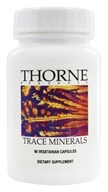 Thorne Research - Trace Minerals - 90 Vegetarian Capsules