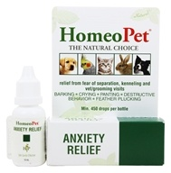 HomeoPet - Anxiety Relief Liquid Drops For Pets - 15 ml.