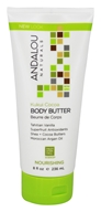 Andalou Naturals - Body Butter Kukui Cocoa - 8 oz.