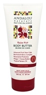 Andalou Naturals - Smoothing Passion Fruit Body Butter Passion Fruit - 8 oz.