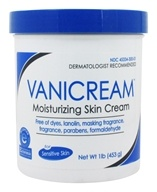 Vanicream - Moisturizing Skin Cream for Sensitive Skin - 1 lb.