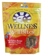Wellness Pet - WellBites Soft & Chewy Dog Treats Beef & Turkey Recipe - 8 oz.