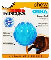 Petstages - Orka Tennis Ball Dog Toy