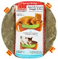 Petstages - Easy Life Scratch Snuggle & Rest For Cats