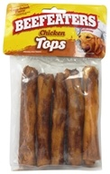 Beefeaters - Chicken Tops Rolls Dog Treats - 5 Pack