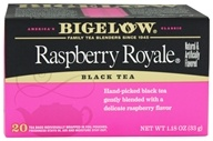 Bigelow Tea - Black Tea Raspberry Royale - 20 Tea Bags