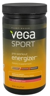Vega - Vega Sport Natural Plant Based Pre-Workout Energizer Acai Berry - 19 oz.