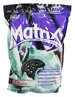 Syntrax - Matrix 5.0 Sustained-Release Protein Blend Mint Cookie - 5.4 lbs.
