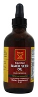 African Red Tea Imports - Black Cumin Seed Oil - 4 oz.