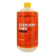 Alaffia - Everyday Shea Moisturizing Bubble Bath Unscented - 32 oz.