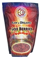 Earth Circle Organics - Tibetan Goji Berries - 1 lb.