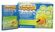 Alacer - Emergen-C Immune Plus System Support with Vitamin D Citrus - 30 Packet(s)