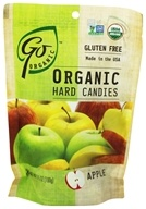 Go Naturally - Organic Hard Candies Apple - 3.5 oz.