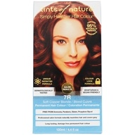 Tints Of Nature - Conditioning Permanent Hair Color 7R Soft Copper Blonde - 4.4 oz. LUCKY PRICE