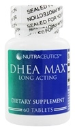 Nutraceutics - DHEA Max Long Acting 25 mg. - 60 Tablets
