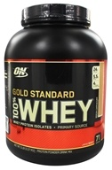 Optimum Nutrition - 100% Whey Gold Standard Protein Mocha Cappuccino - 5 lbs.
