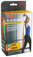 SPRI - Flat Band Kit Total Body Combo - 3 Band(s)