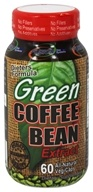Fusion Diet Systems - Green Coffee Bean Extract 800 mg. - 60 Vegetarian Capsules