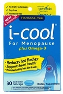 i-Cool - For Menopause plus Omega-3 - 30 Gelcaps