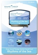 Sound Oasis - Sound Card Rhythms of the Sea SC-250-01