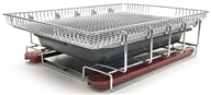 EcoQue - The Rack Barbeque Wire Grill Roaster