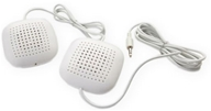 Sound Oasis - Sleep Therapy Pillow Speakers with Inline Volume Control SP-101