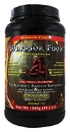 WarriorForce - Warrior Food Extreme Protein Supplement V 2.0 Chocolate Plus - 1000 Grams