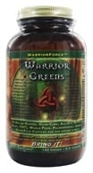WarriorForce - Warrior Greens Powder - 150 Grams