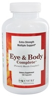 BioSyntrx - Eye & Body Complete - 180 Capsules (Formerly Macula Complete)