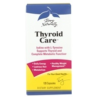 EuroPharma - Terry Naturally Thyroid Care - 120 Capsules