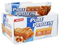 Pure Protein - Protein Bar Peanut Butter Caramel - 6 x 2.01 oz. Bars