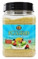 Premium Gold Flax Products - 100% Natural True Cold Milled Golden Flaxseed - 16 oz.