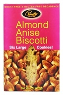 Pamela's Products - Biscotti Gluten Free Almond Anise - 6 Pack