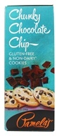 Pamela's Products - Gourmet All Natural Cookies Gluten Free Chunky Chocolate Chip - 7.25 oz.