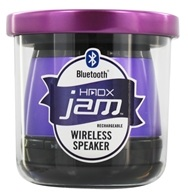 HoMedics - HMDX Jam Bluetooth Wireless Portable Speaker HX-P230 Purple Grape - CLEARANCE PRICED